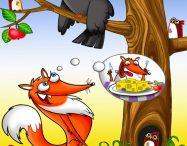 کلاغ و قالب پنیر-قصه های کودکانه صوتی