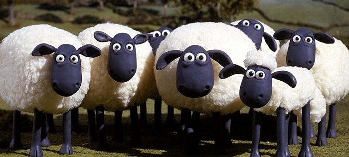 معرفی انیمیشن + گوسفند ناقلا