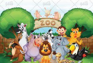 معرفی انیمیشن+ باغ وحش عروسکی