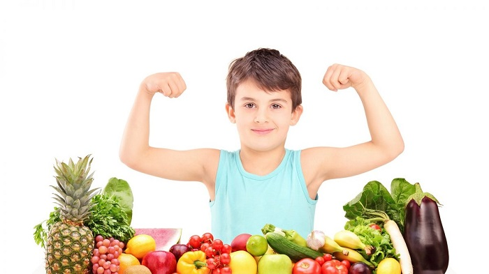 تغذیه کودک با طب سنتی