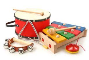موسیقی و کودک