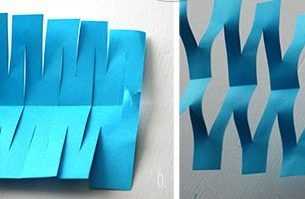 کاردستی22 بهمن+ شرشره کاغذی