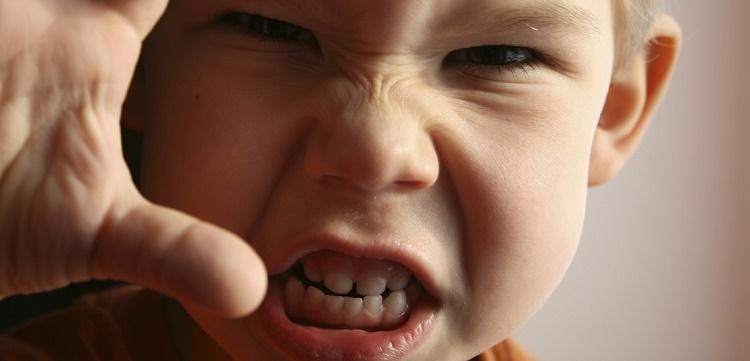 بروز خشم در کودکان+قصه شب