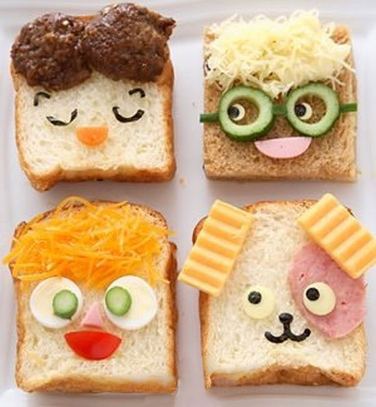 صبحانه کودکان+قصه شب