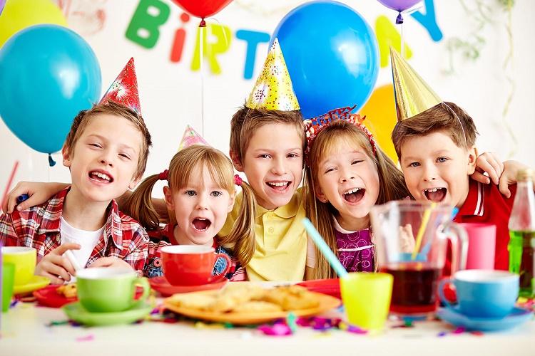 جشن تولد کودکان+قصه شب