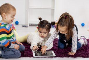 مضررات موبایل برای کودک+قصه شب
