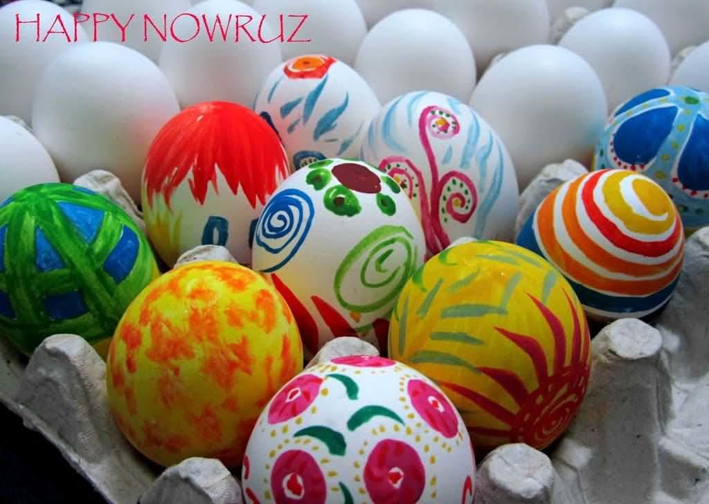 تخم مرغ رنگی (1)