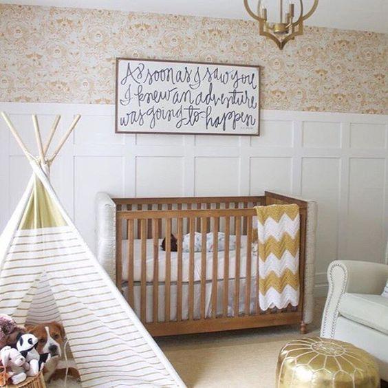 عکس از اتاق کودک و نوزاد