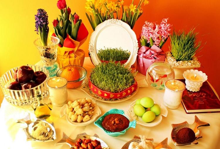 آداب و رسوم عید نوروز+قصه شب