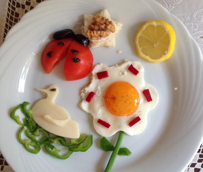 صبحانه مناسب کودک + بخش دوم