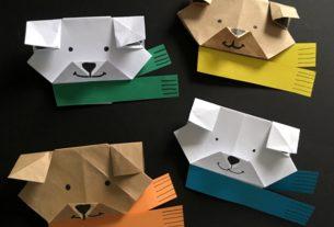 سگ کوچولو+ کاردستی برای مدرسه