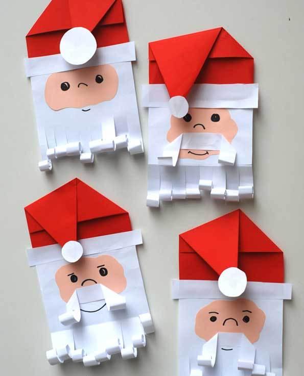 بابا نوئل + کاردستی برای نوروز