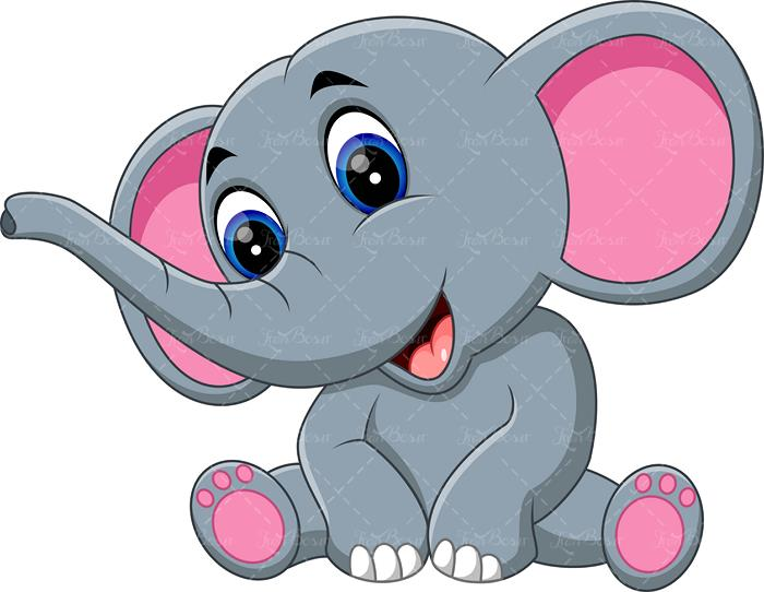فیل و دوستان (قصه کودک)