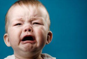 گریه کودک + گریه کردن نوزاد