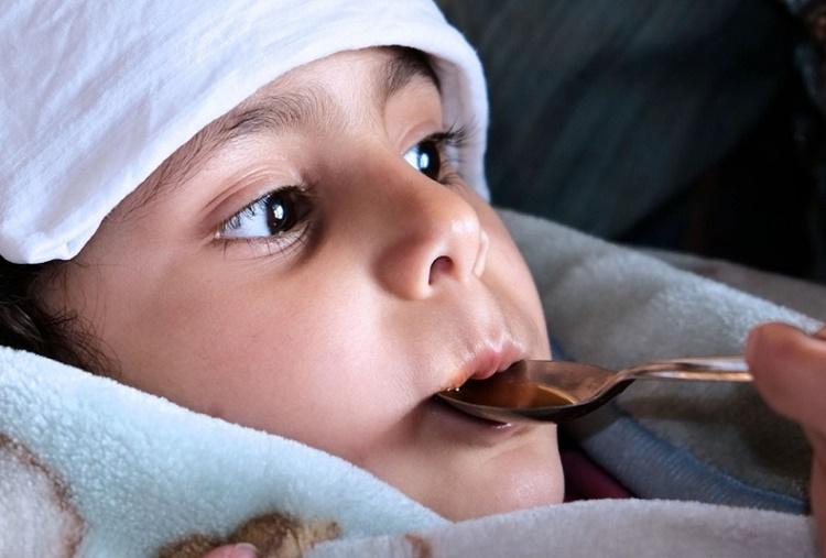 بیماری های شایع در کودکان + قصه صوتی