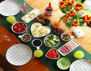 سلامت كودك+ صبحانه ملل