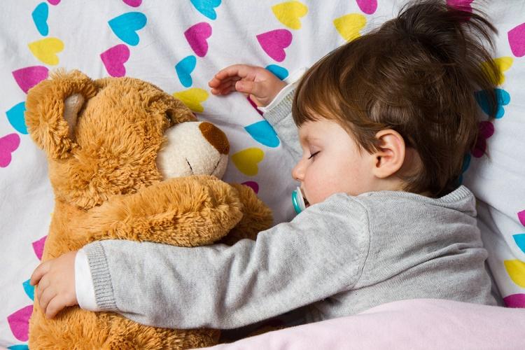اختلال خواب در کودکان + رادیو قصه