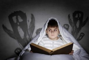 ترس از موجودات خیالی در کودکان + قصه صوتی