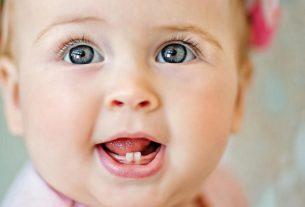 دندان در آوردن کودک + قصه شب