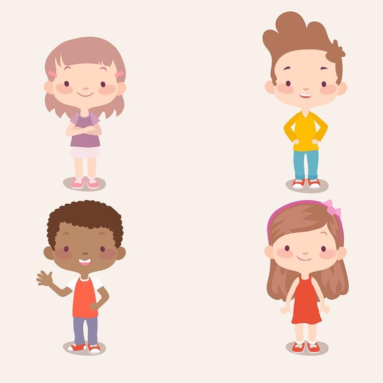 کودکانی که زیاد سوال می پرسند و نحوه برخورد با آن ها + قصه کودکانه