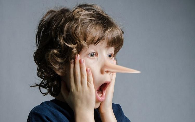 دروغگویی کودکان و روش های کنترل آن