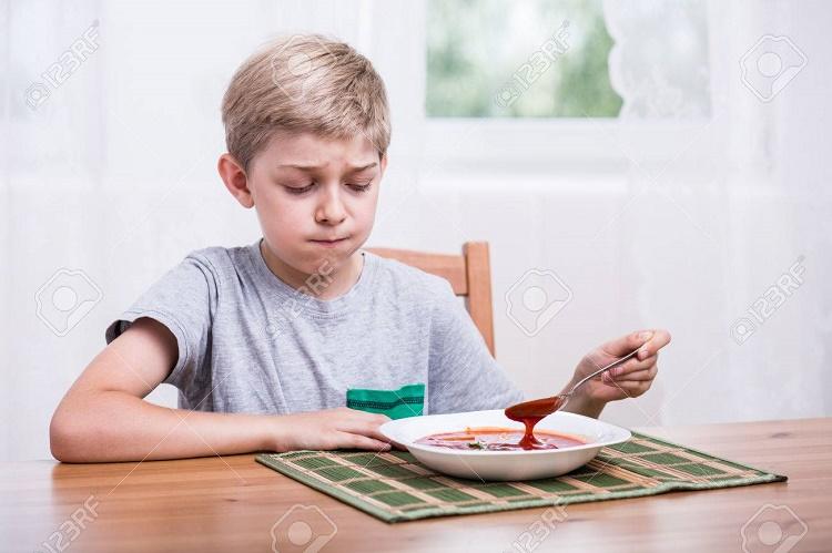 بی اشتهایی کودکان و روش های درمان آن + بخش اول