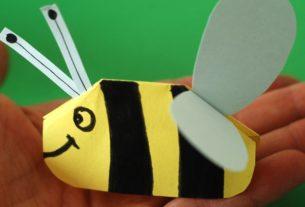 زنبور وزوزی+ کاردستی بهاره
