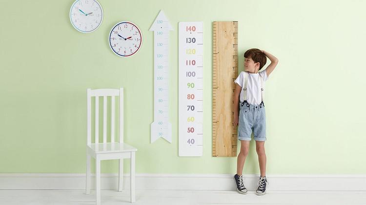 قد و وزن استاندار کودکان + قصه صوتی