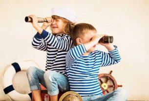 پرورش خلاقیت در کودکان + قصه های کودکانه