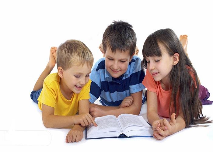 فوايد كتابخواني+ معرفي كتاب كودك