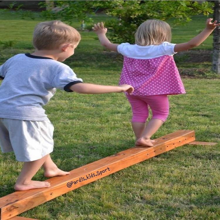 بازی برای حفظ تعادل کودکان + قصه صوتی