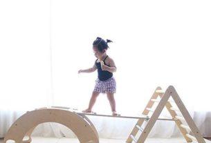 بازی برای حفظ تعادل کودکان + قصه شب