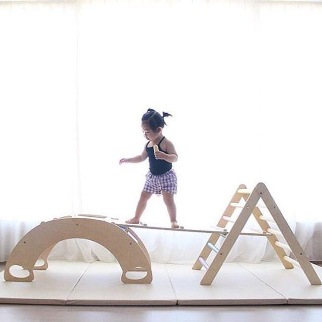 بازی برای حفظ تعادل کودکان