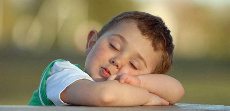 قوانین خواب کودکان + قصه صوتی