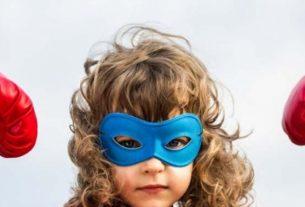 آموزش شجاعت+ قصه کودکانه