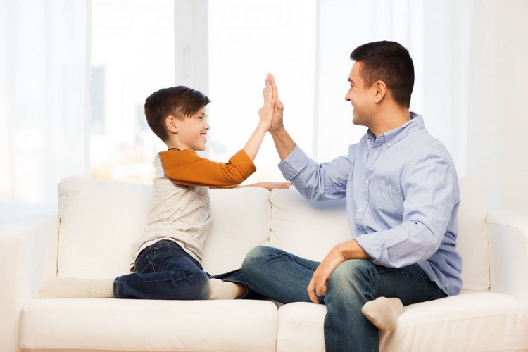 آموزش چگونگی افزایش امنیت در کودکان