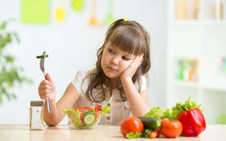 فواید غذاهای سالم برای کودکان + قصه شب