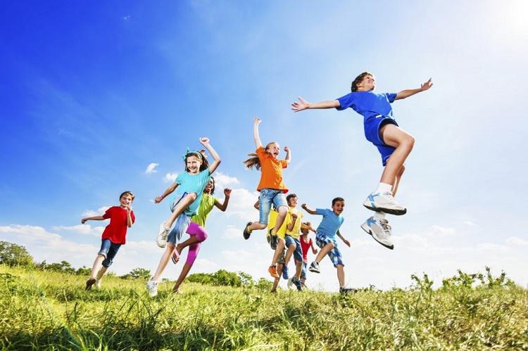 فواید ورزش کردن در کودکان