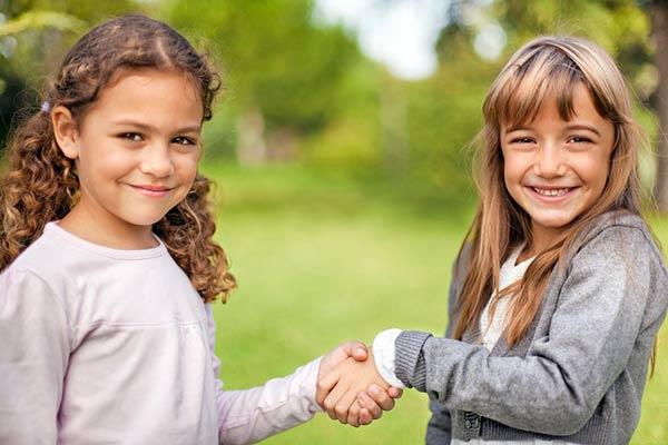 آموزش آداب معاشرت به کودکان+ داستان صوتی