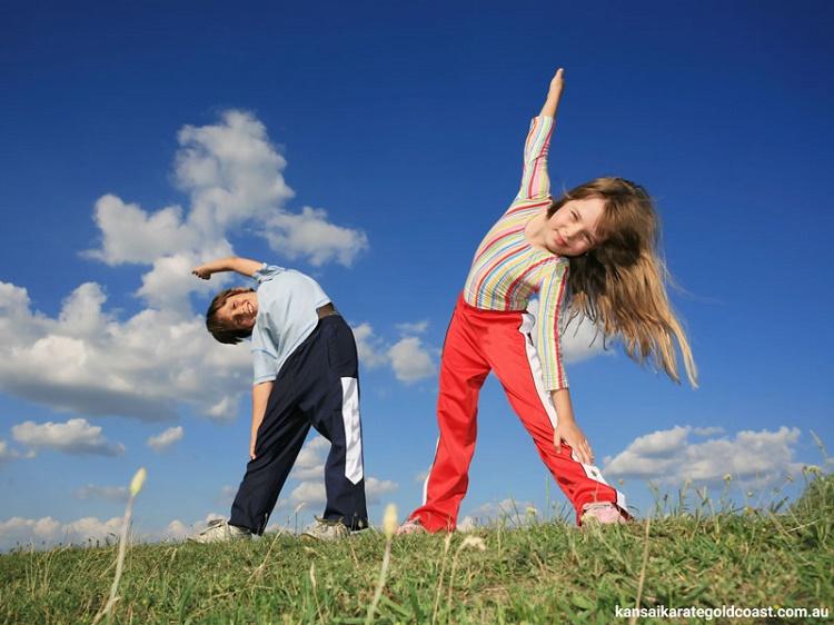 فواید و اثرات ورزش در کودکان
