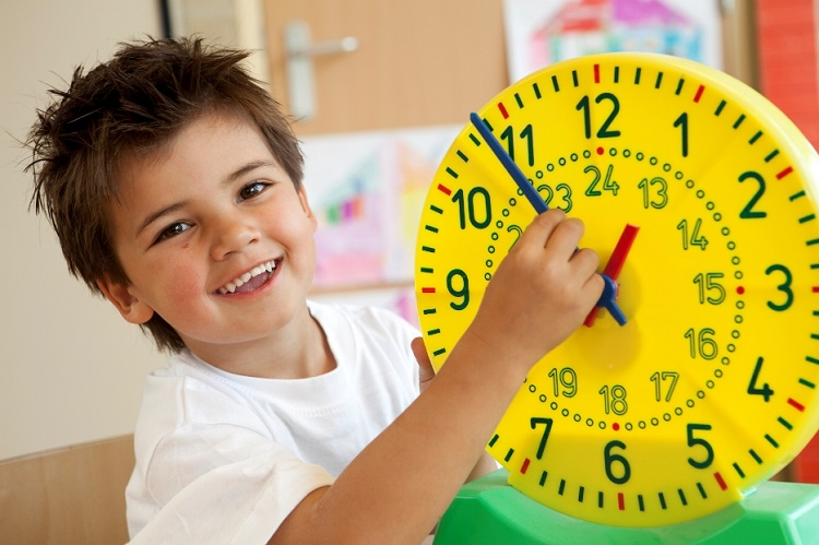 آموزش مدیریت زمان کودکان + قصه صوتی