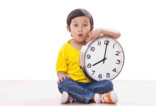 مهارت مدیریت زمان در کودکان + قصه شب