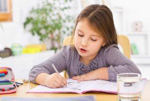 انجام تکالیف در کودکان + قصه کودکانه