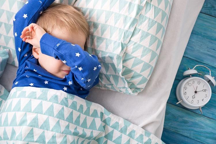 قوانین خواب در کودکان
