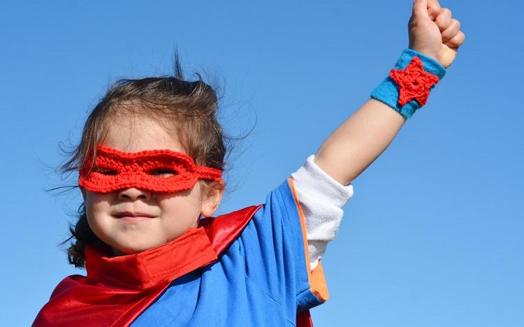 تقویت شجاعت در کودکان + قصه شب