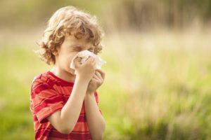 حساسیت های فصلی در کودکان+ قصه کودکانه
