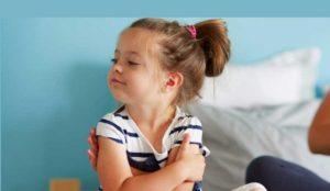 روش های مقابله با لجبازی کودکان+ قصه صوتی