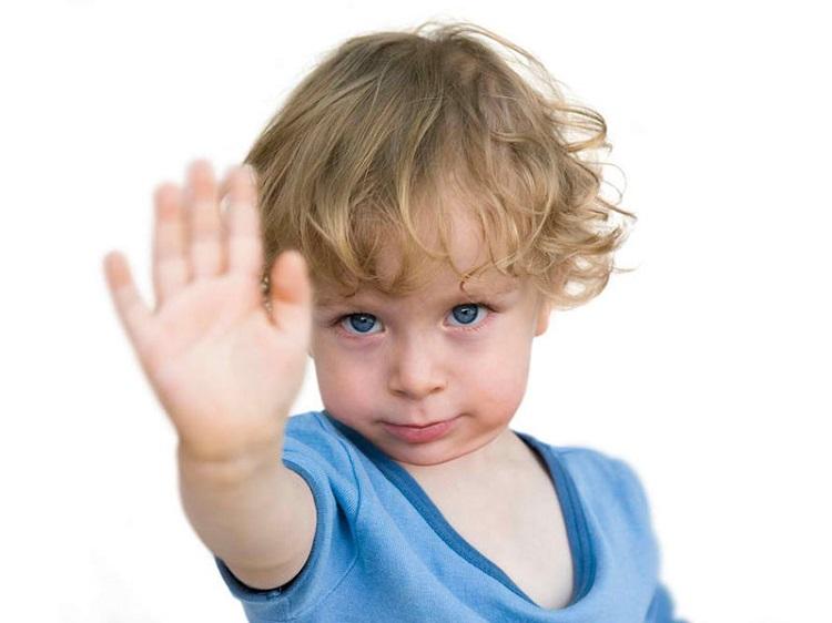 تقویت مهارت نه گفتن در کودکان