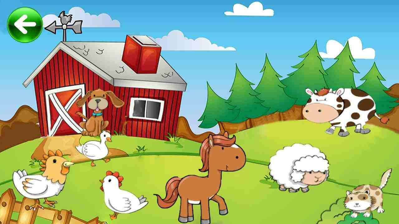 مزرعهی گلنار خانوم+ قصه کودکانه